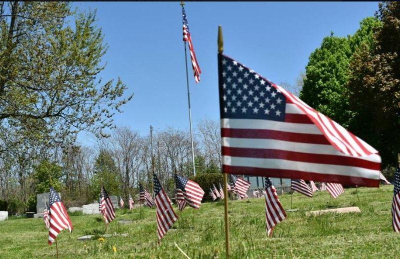 Saturday May 29 at 11 am – MEMORIAL DAY REMEMBRANCE
